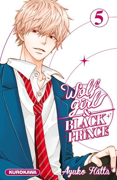 Wolf girl and black prince 5