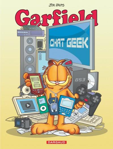 Garfield 59 - Chat geek