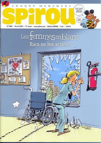 Le journal de Spirou 3966