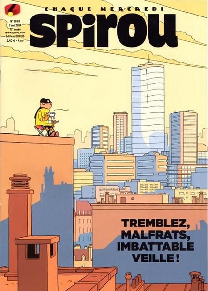 Le journal de Spirou 3969