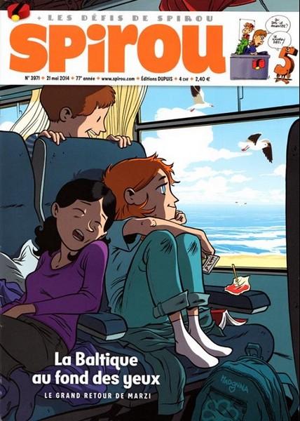 Le journal de Spirou 3971
