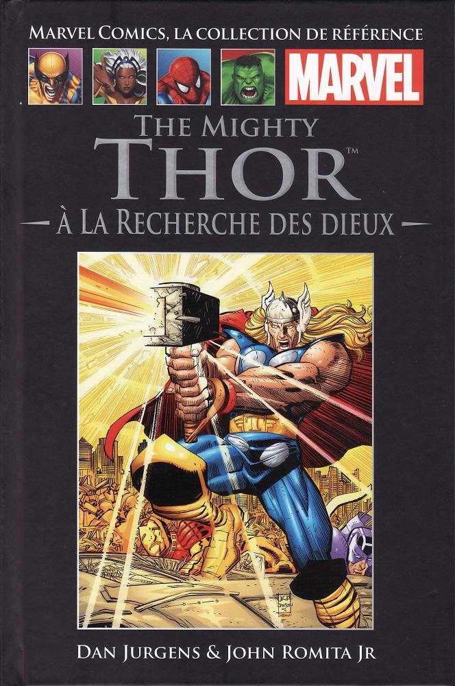 Marvel Comics, la Collection de Référence 15 - The Mighty Thor - À la recherche des dieux