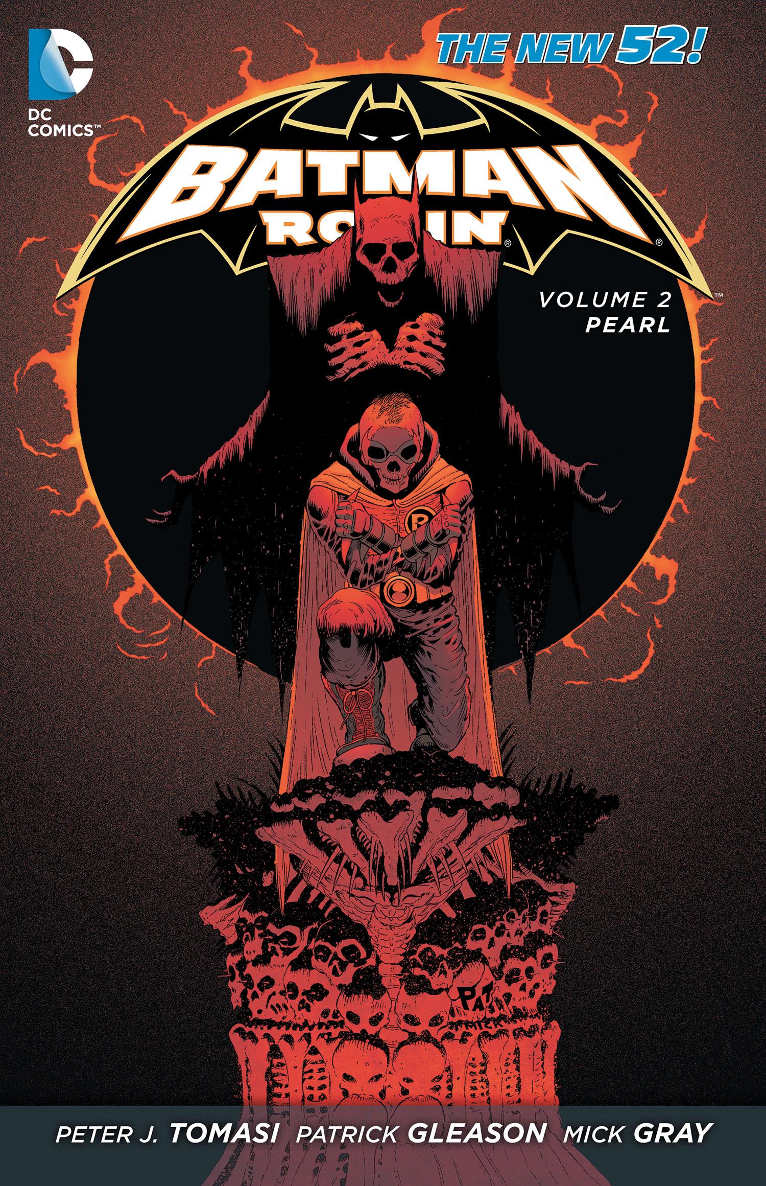 Batman & Robin 2 - Pearl