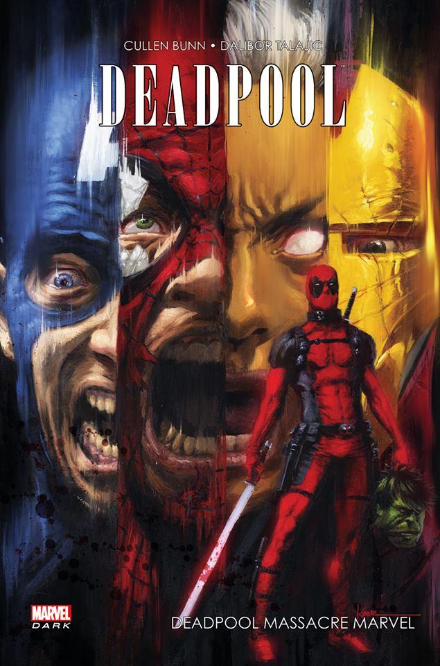 Deadpool Massacre Marvel 1 - DEADPOOL MASSACRE MARVEL