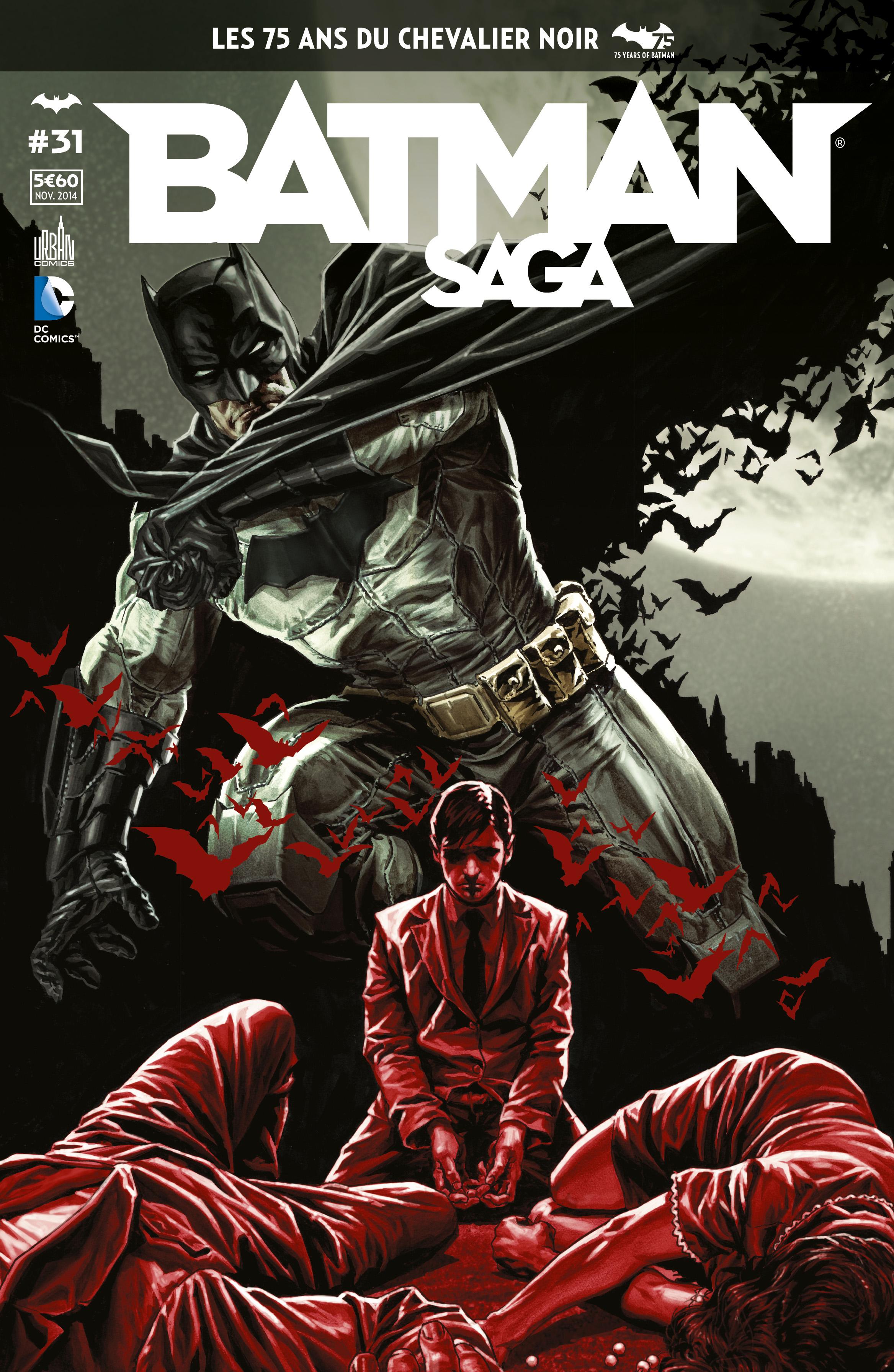 Batman Saga 31