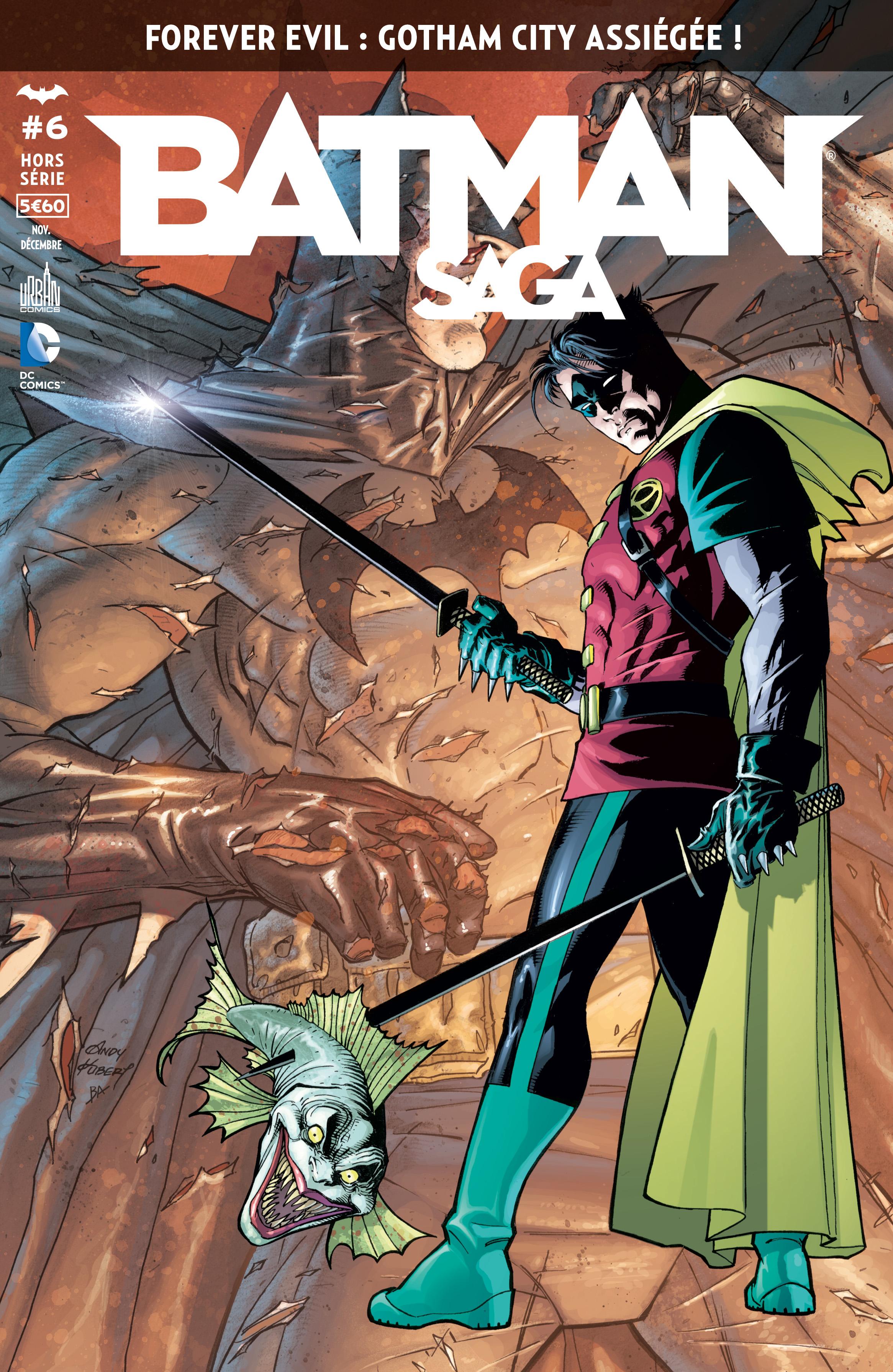 Batman Saga Hors-Série 6