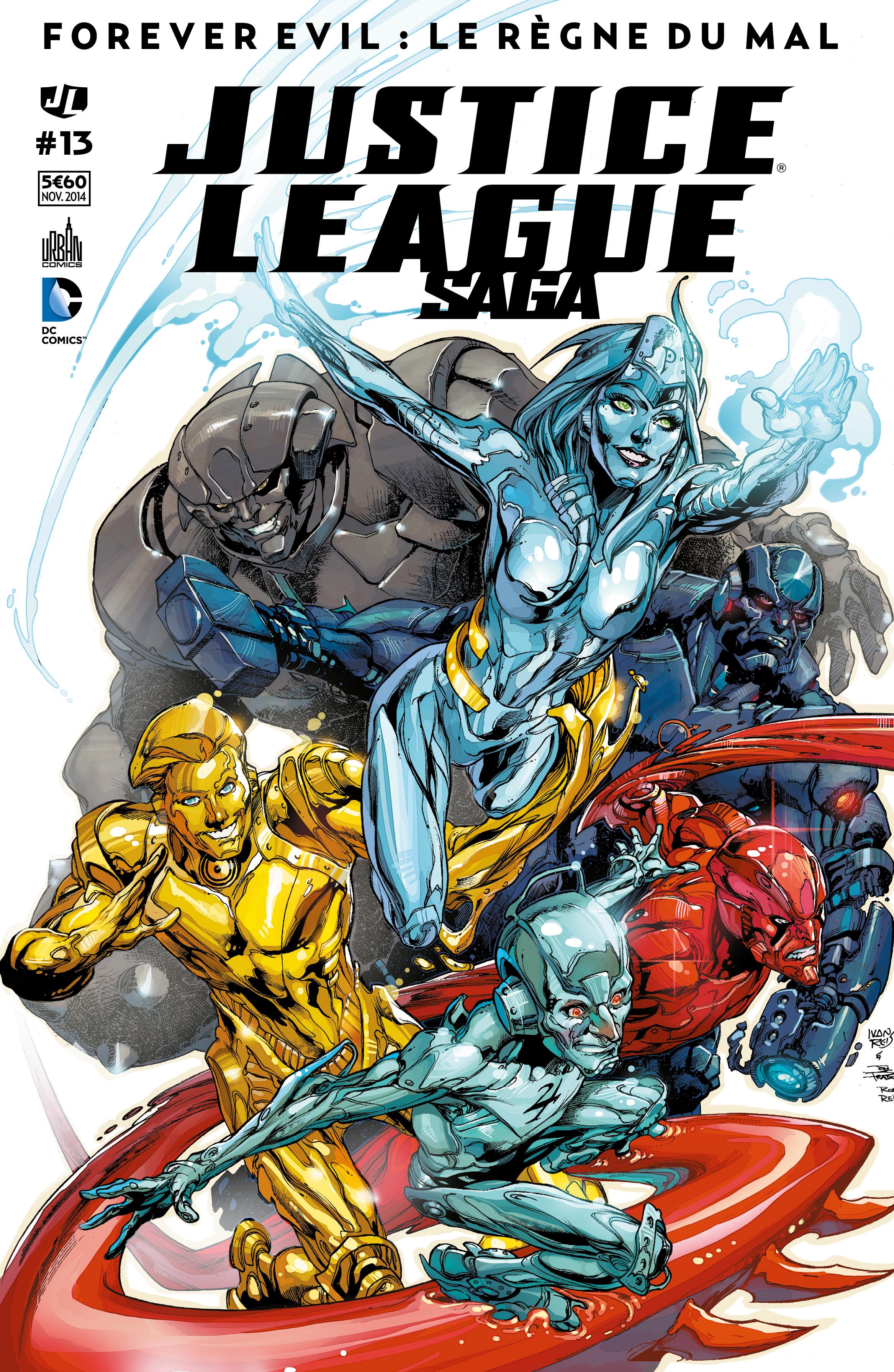 Justice League Saga 13