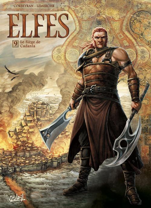 Elfes 9 - Le Siège du Cadanla