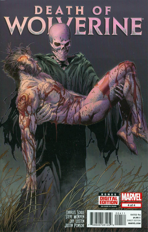 La Mort de Wolverine 4 - Death of Wolverine Part Four