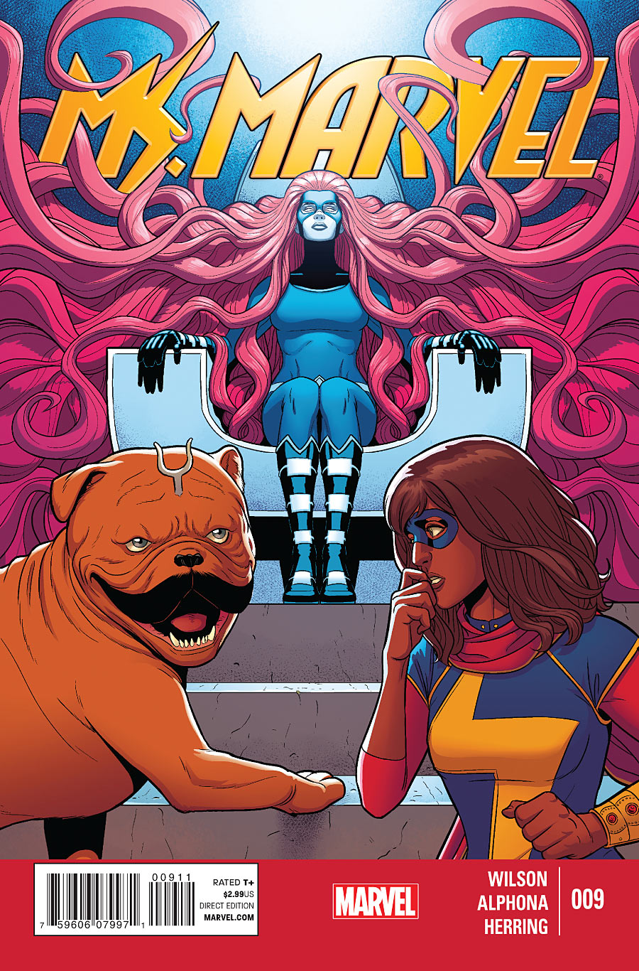 Ms. Marvel 9 - Issue 9