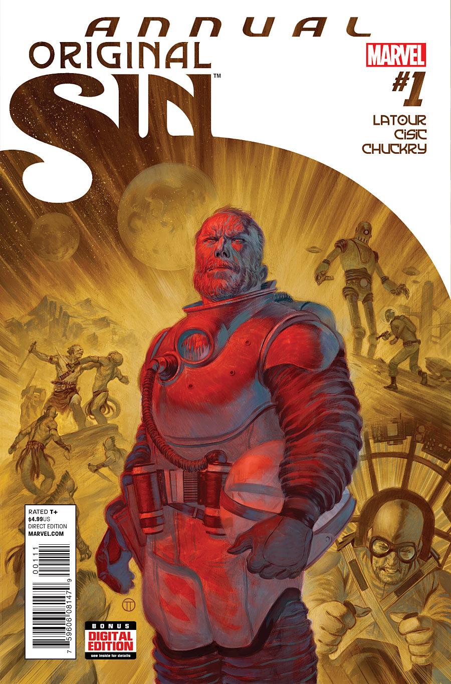Original Sin 1 - Issue 1
