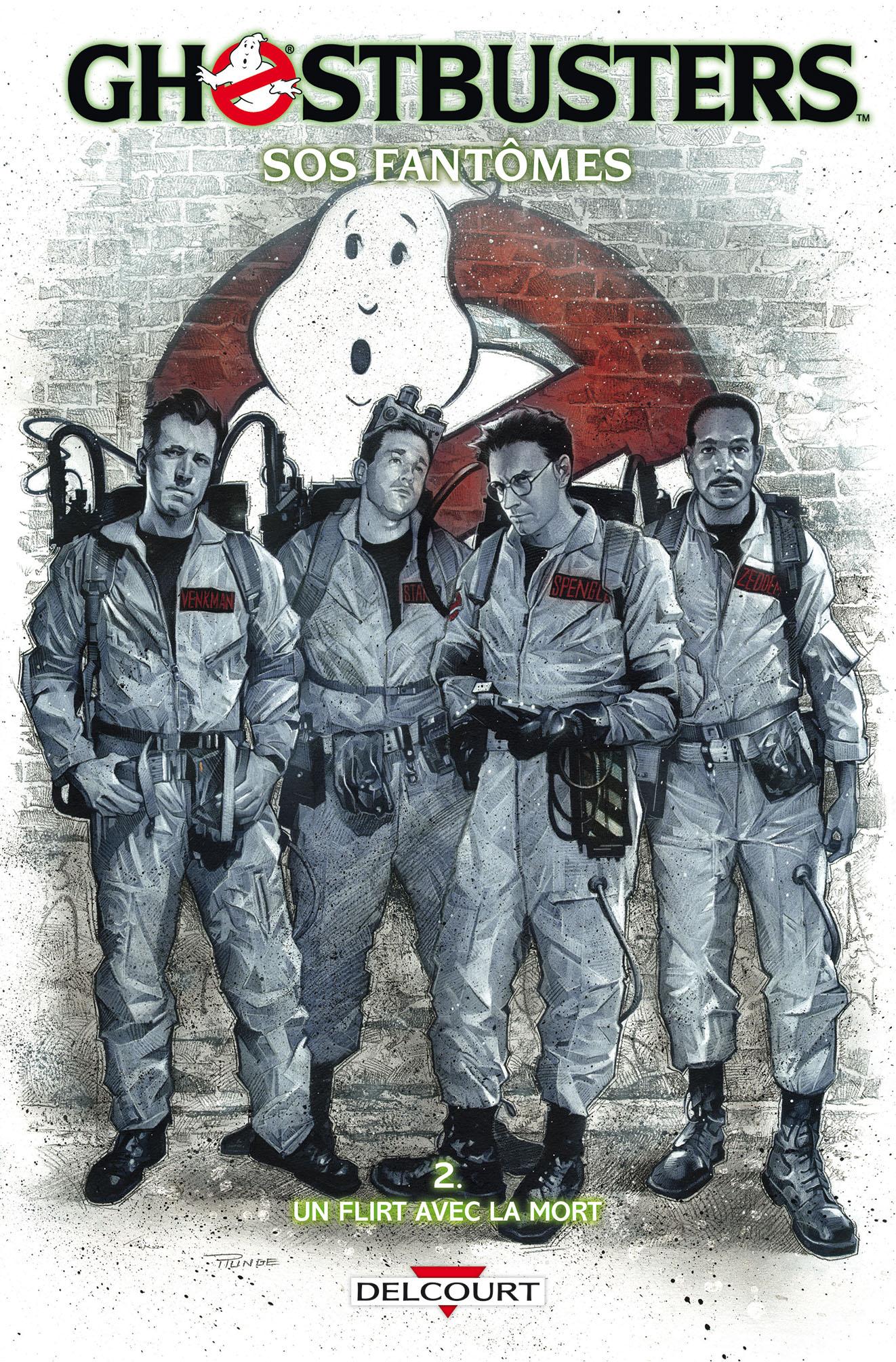 Ghostbusters 2 - Un flirt avec la mort