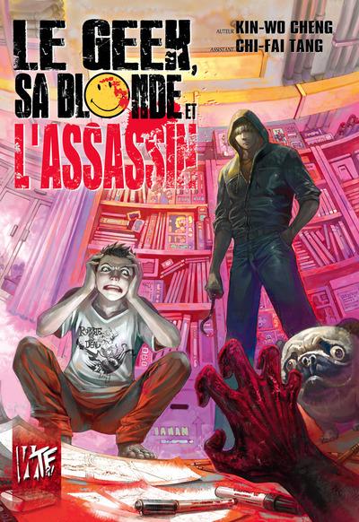 Le Geek, sa Blonde et l'Assassin 1