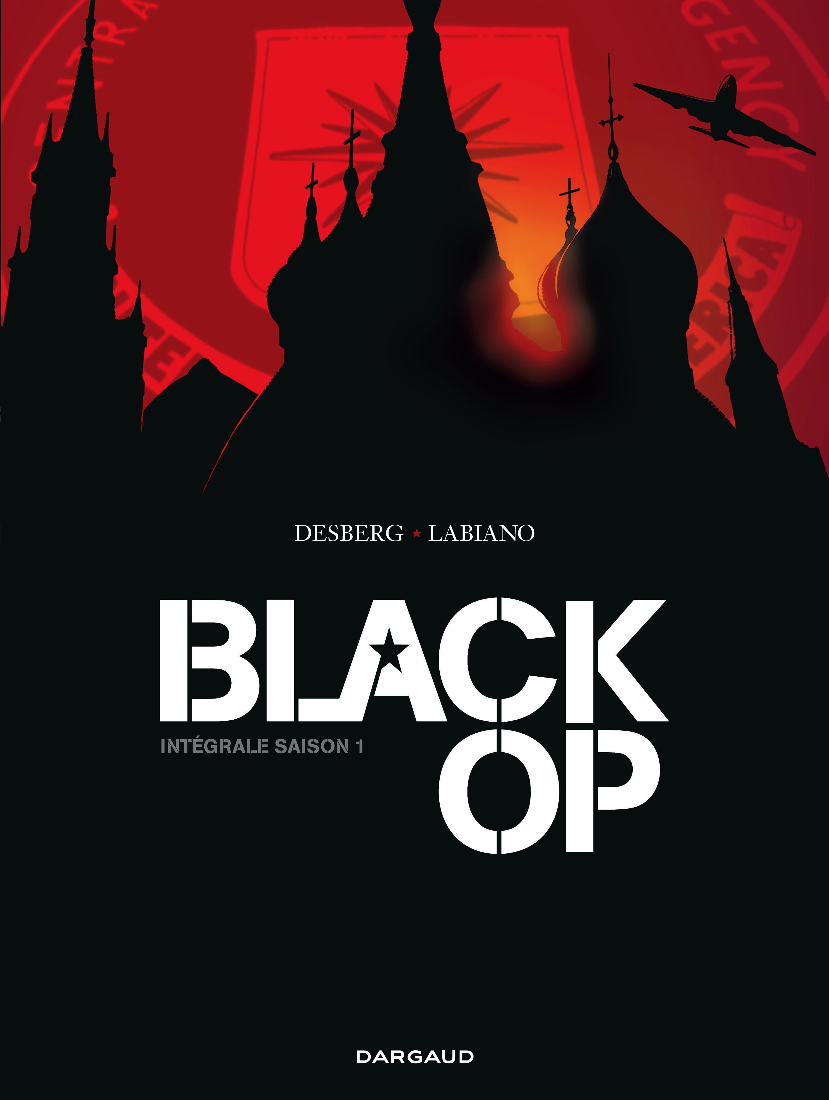 Black OP 1 - Black Op - Intégrale - saison 1