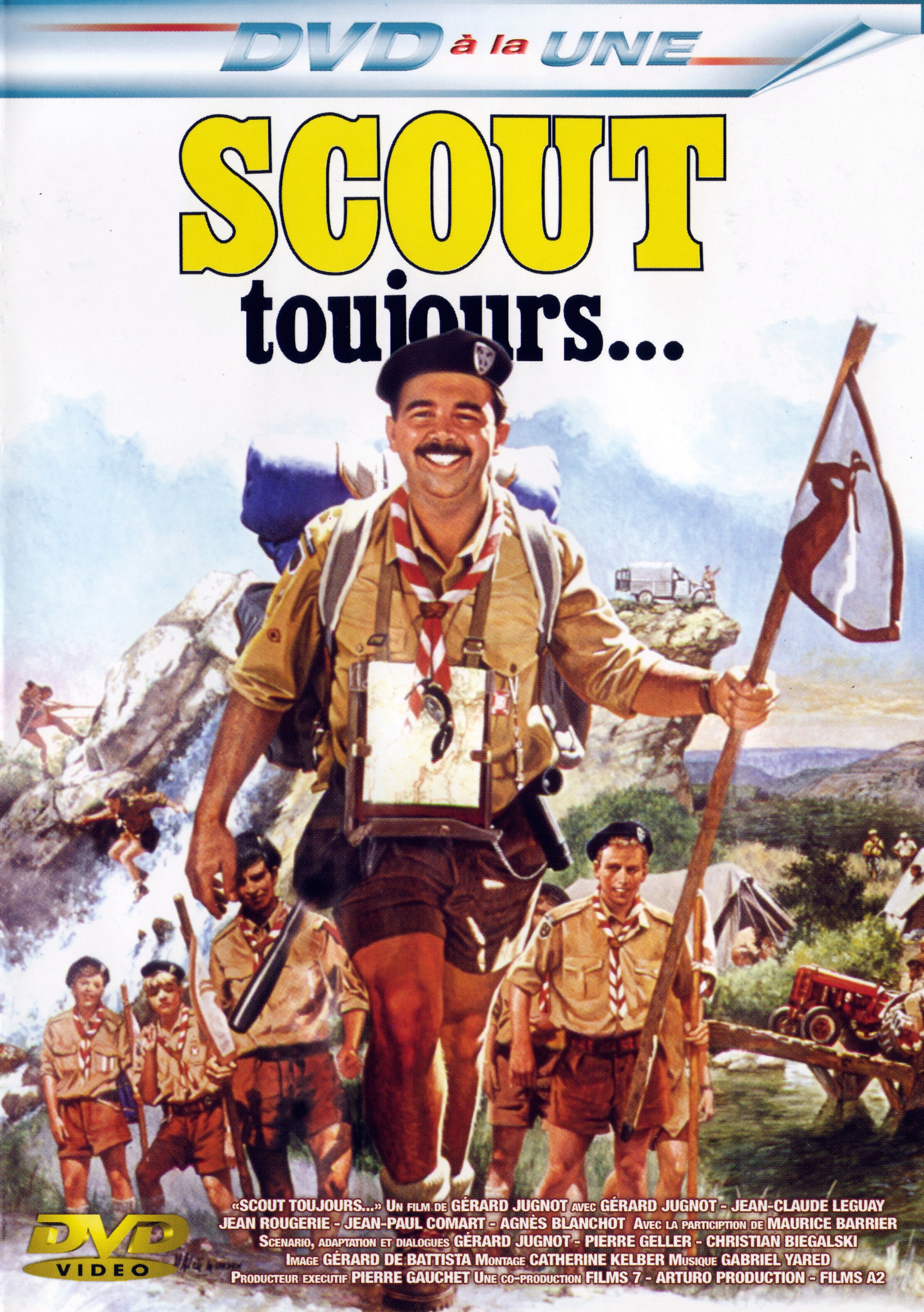 Scout toujours... 0