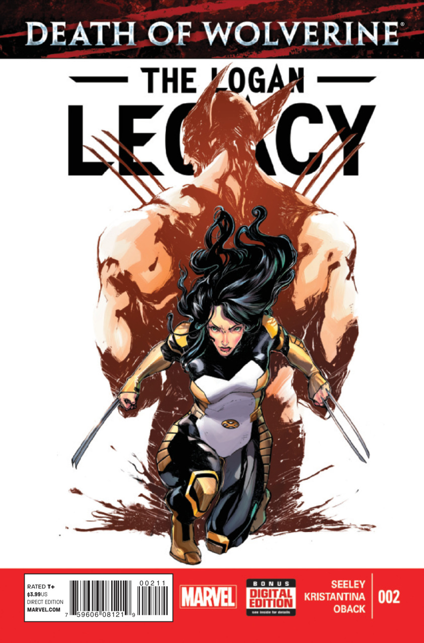 Death of Wolverine - The Logan Legacy 2 - Issue 2