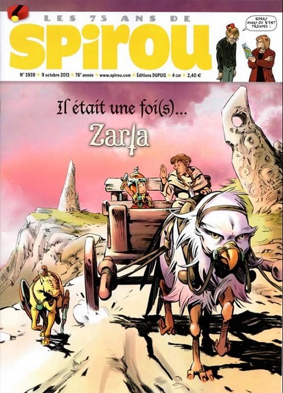 Le journal de Spirou 3939