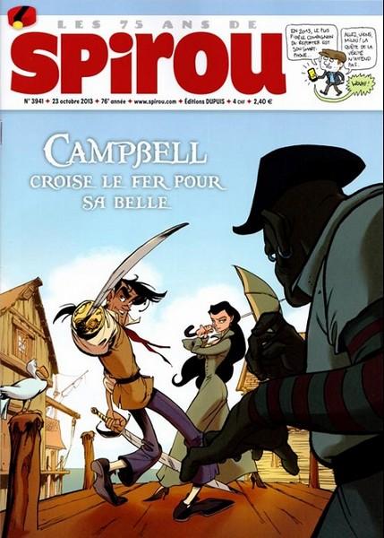 Le journal de Spirou 3941