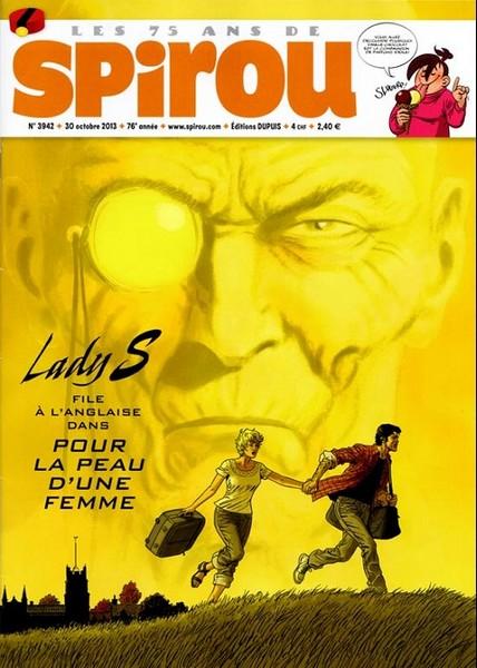 Le journal de Spirou 3942