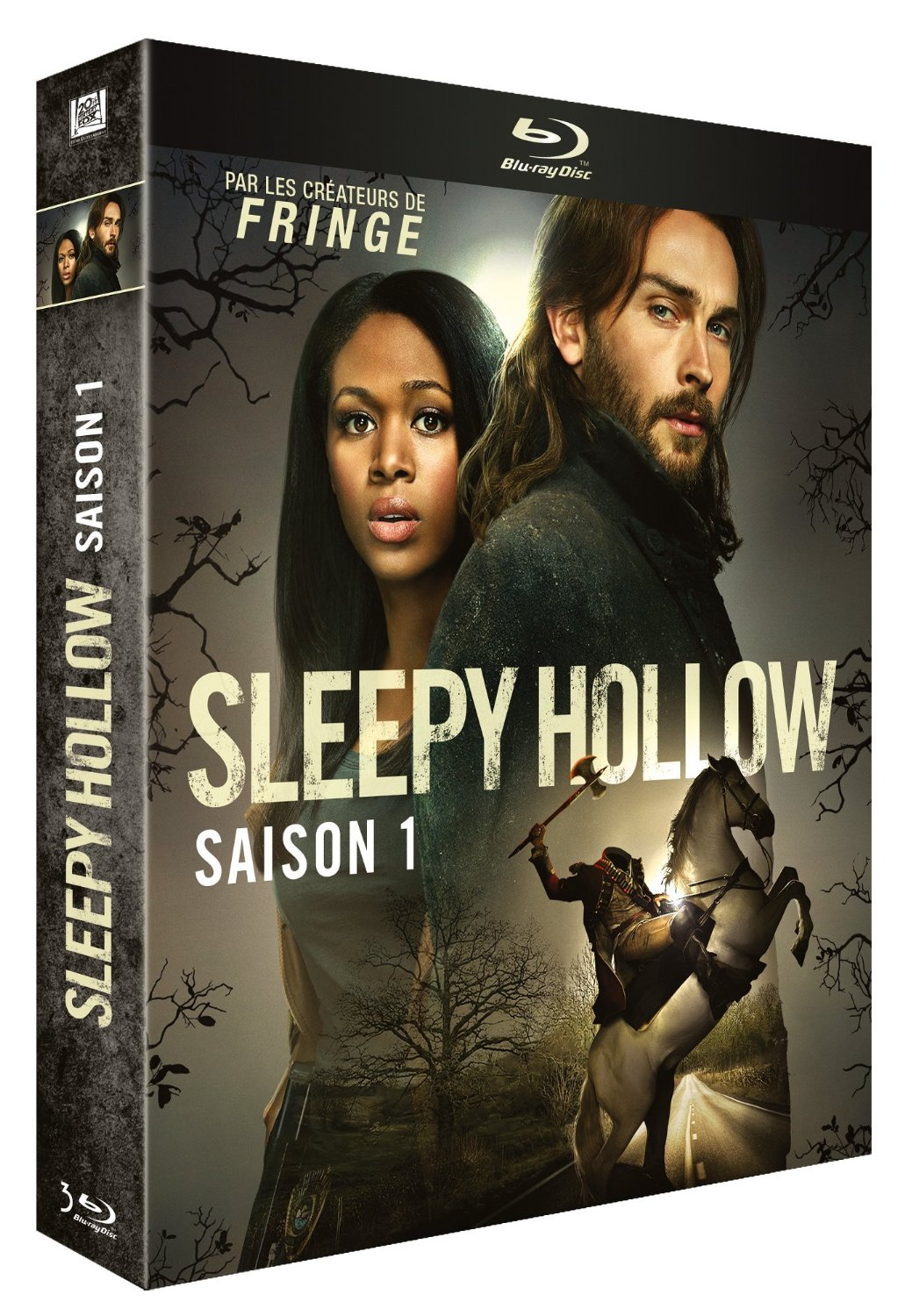 Sleepy Hollow 1 - Sleepy Hollow - Saison 1