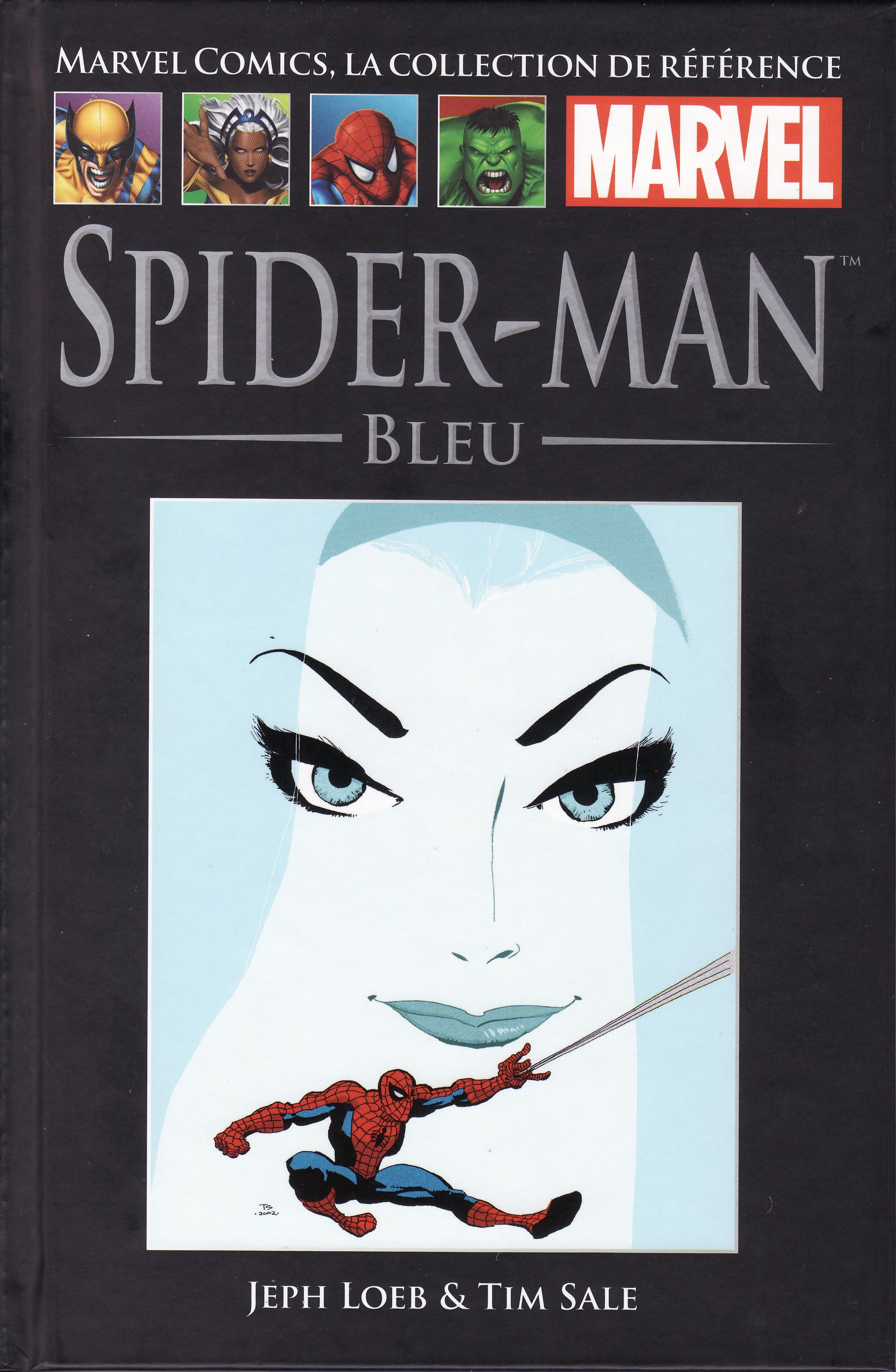 Marvel Comics, la Collection de Référence 28 - Spider-Man - Bleu