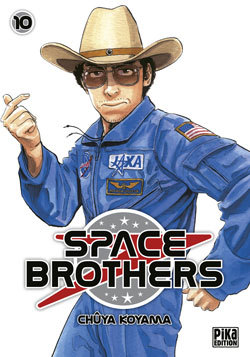 Space Brothers 10