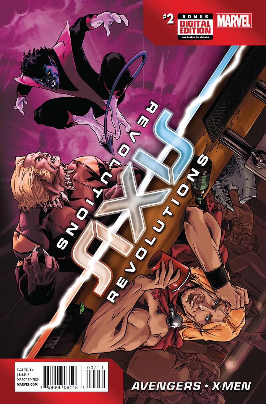 Axis - Revolutions 2 - Issue 2