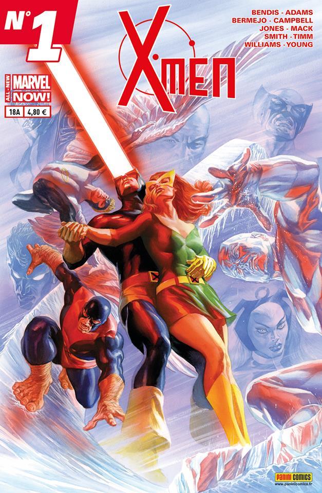 X-Men 18 - Couverture A