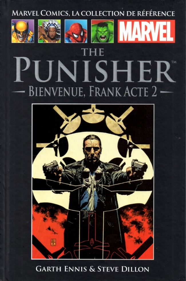 Marvel Comics, la Collection de Référence 22 -  The Punisher - Bienvenue, Frank Acte 2