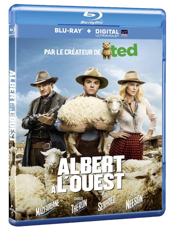 Albert à l'ouest 0 - Albert à l'ouest