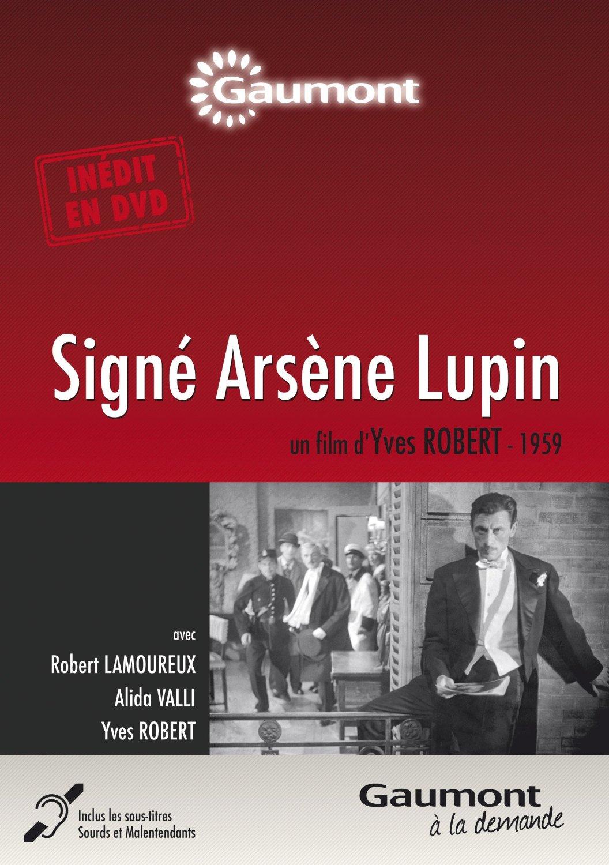 Signé Arsène Lupin 0 - Signé Arsène Lupin