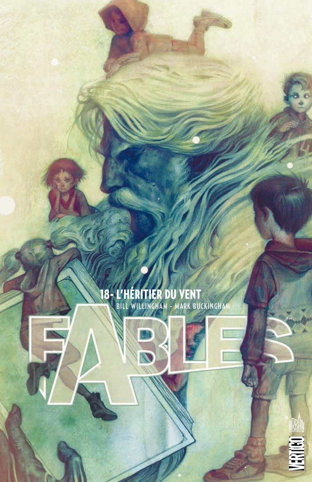 Fables 18 - L'héritier du vent