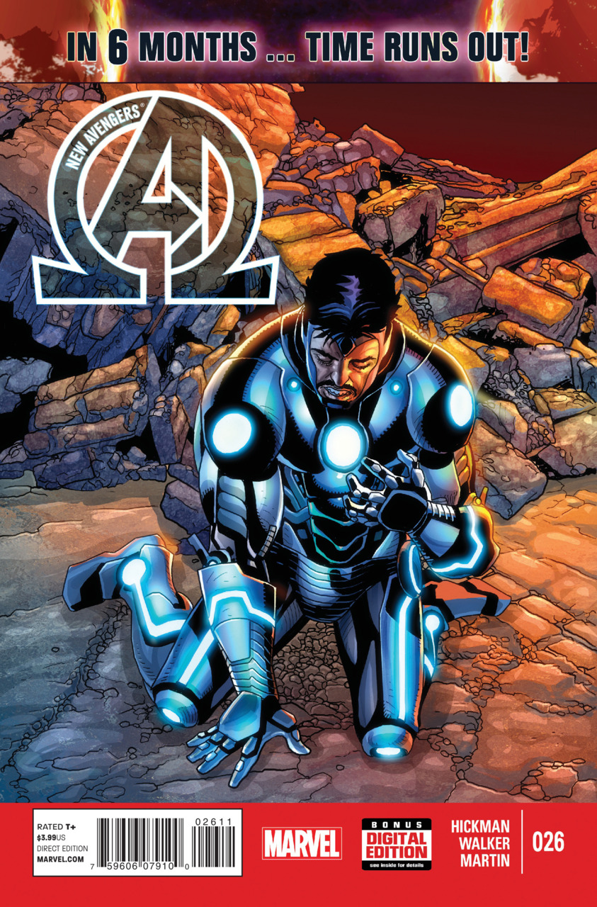 New Avengers 26 - Cages