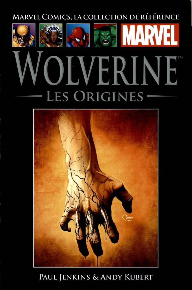 Marvel Comics, la Collection de Référence 29 - Wolverine - Les origines