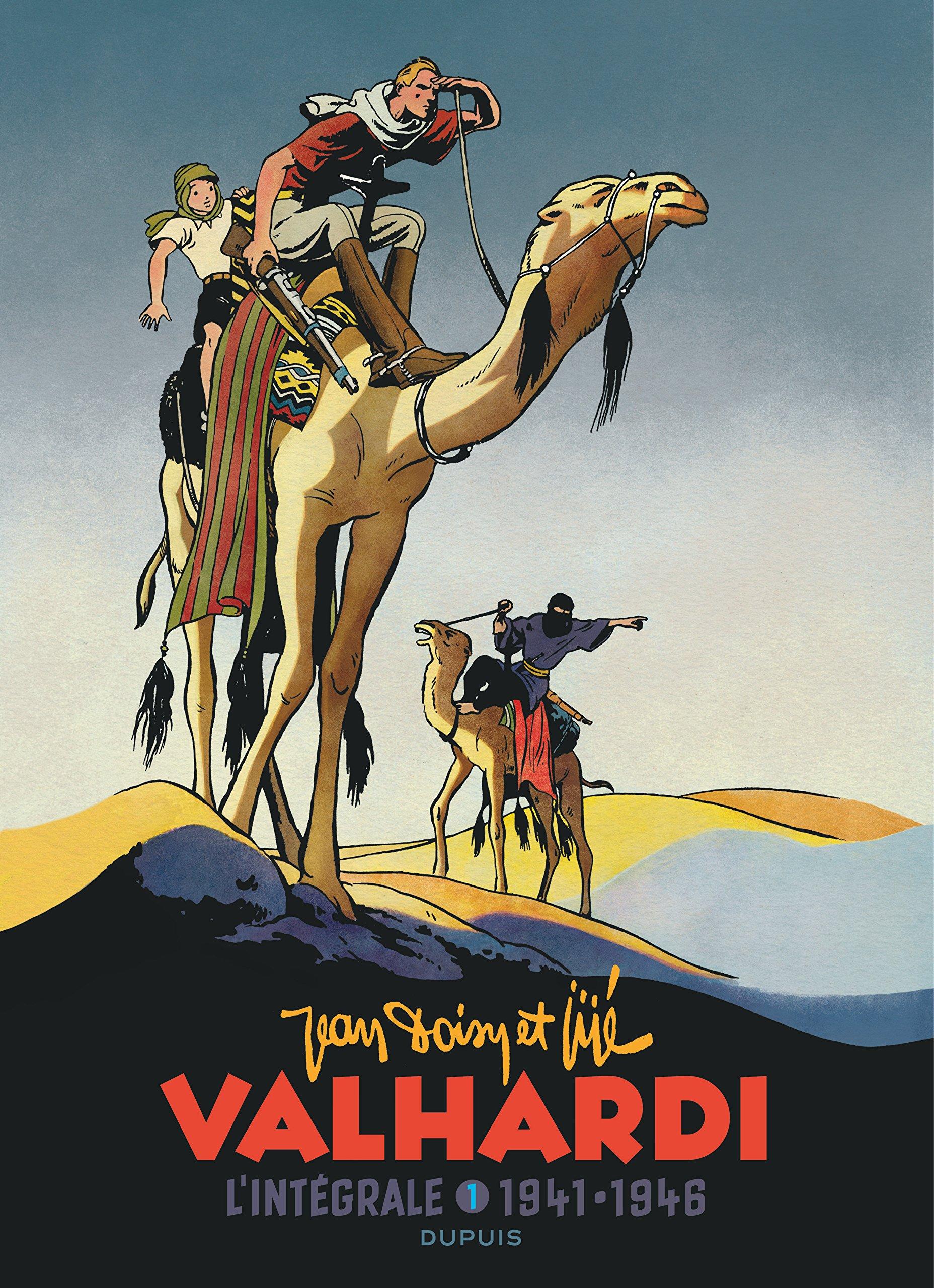 Les aventures de Jean Valhardi 1 - Intégrale 1