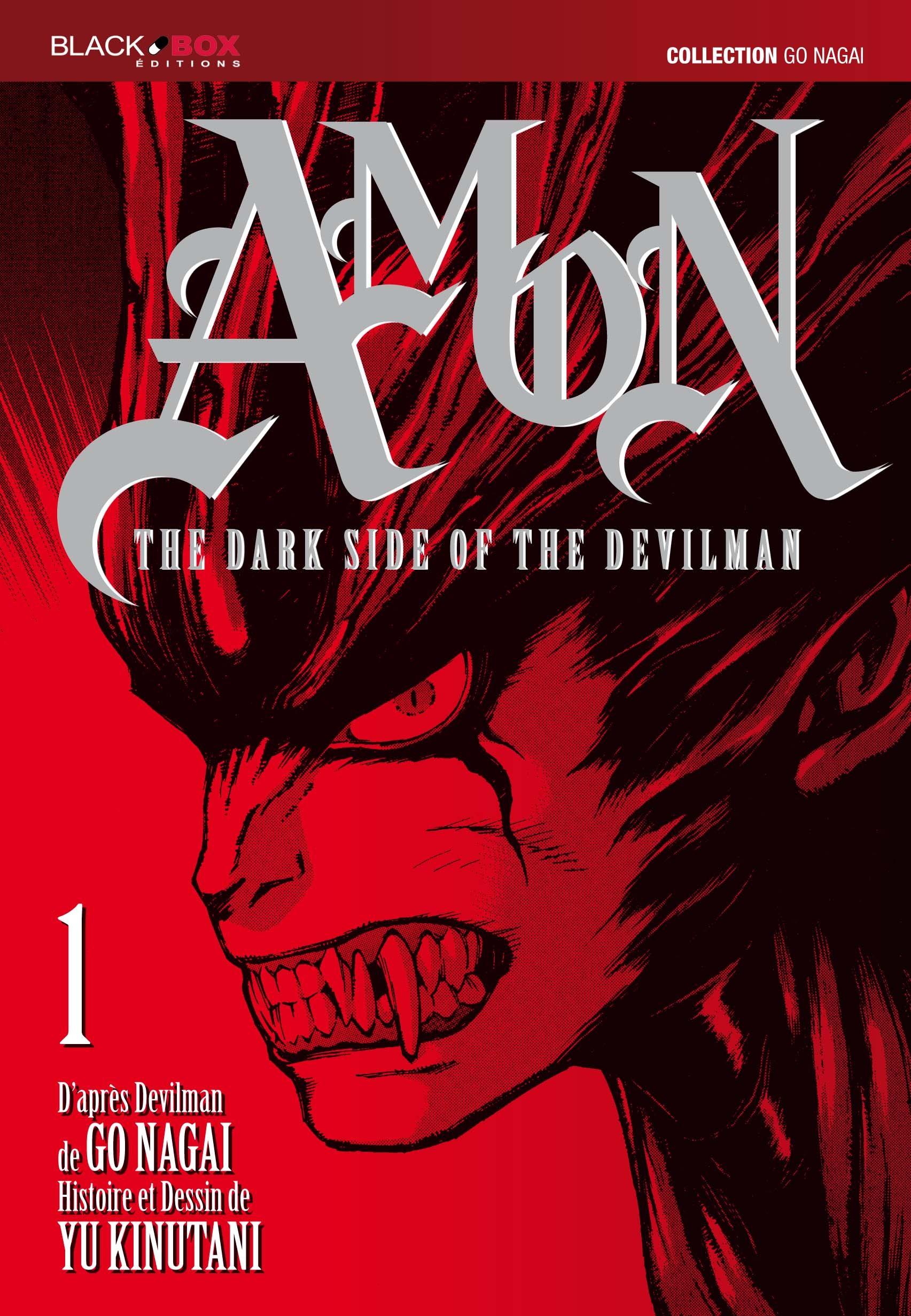 Amon - The dark side of the Devilman 1