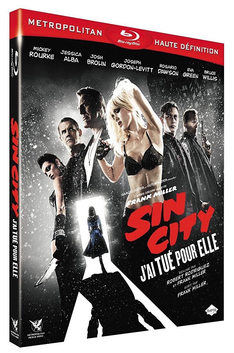 Sin City : j'ai tué pour elle 0 - Sin City : j'ai tué pour elle