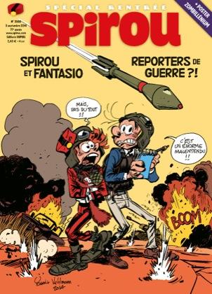 Le journal de Spirou 3986