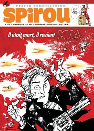 Le journal de Spirou 3989