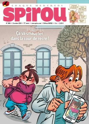 Le journal de Spirou 3991