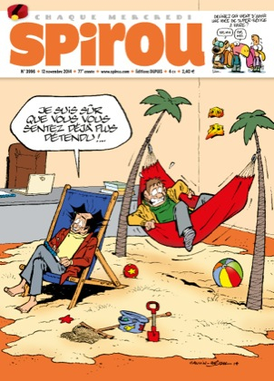 Le journal de Spirou 3996