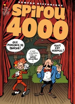 Le journal de Spirou 4000
