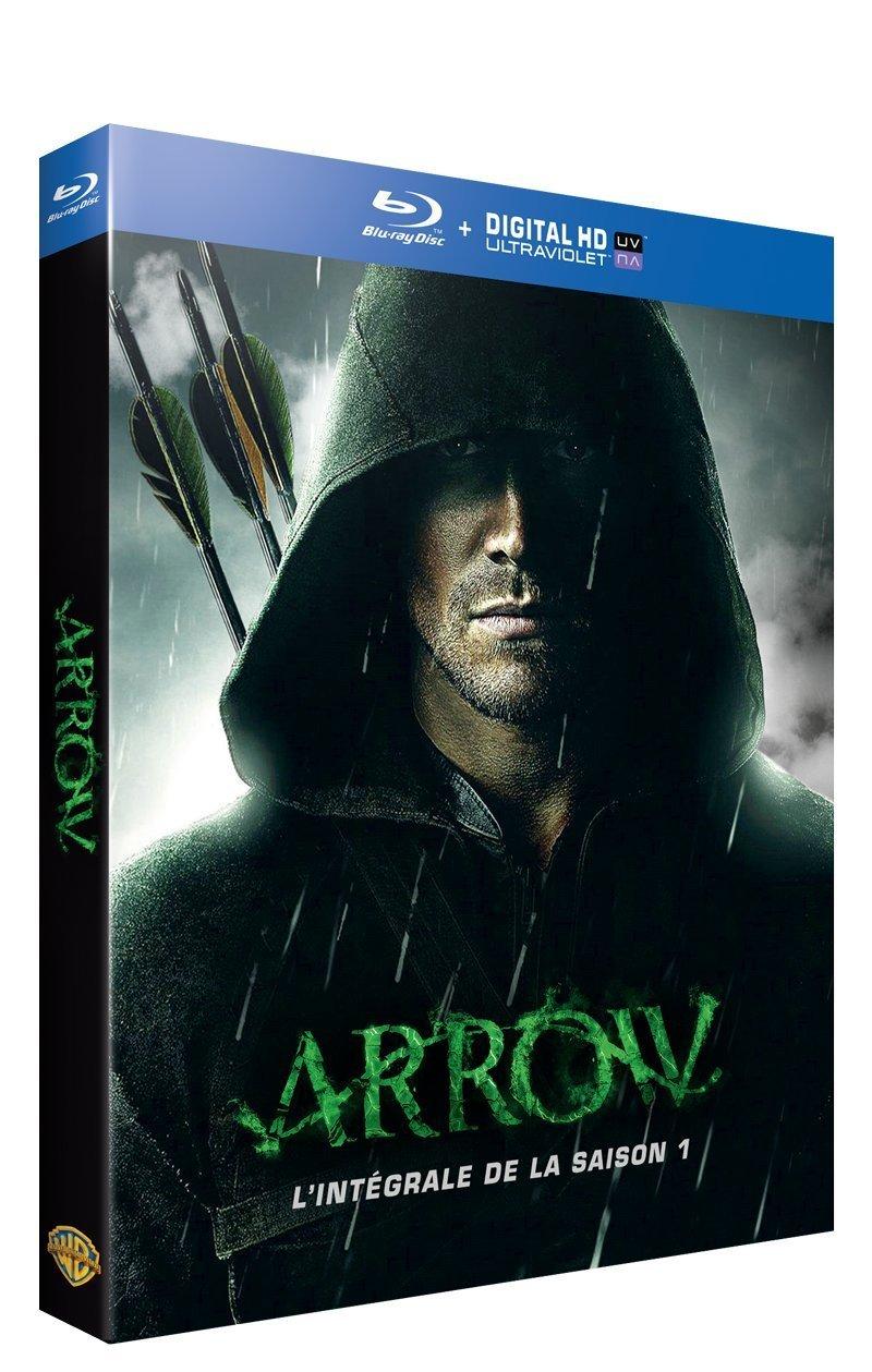 Arrow 1 - Saison 1