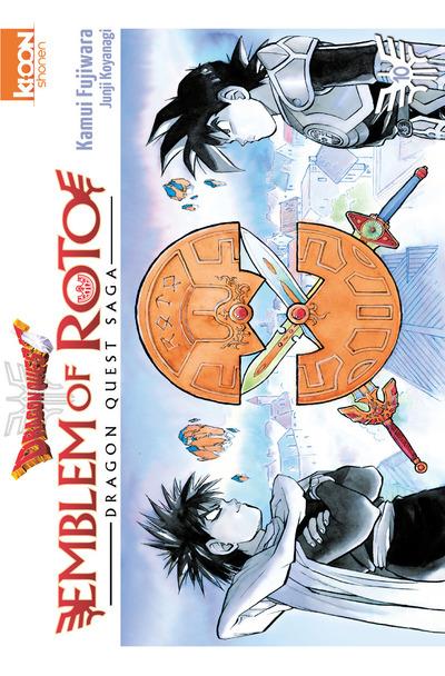 Dragon Quest - Emblem of Roto 10