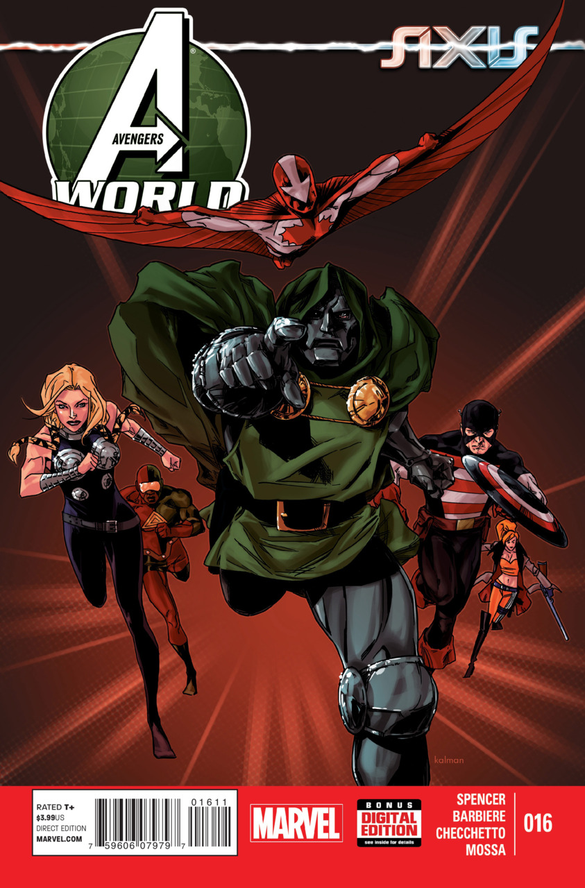Avengers World 16 - The Availables Part 2