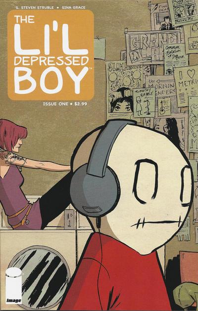 LDB - Le Petit Garçon Dépressif 1 - (She's Got A) Brain Scrambling Device