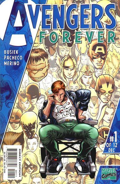 Avengers Forever 1 - Destiny Made Manifest