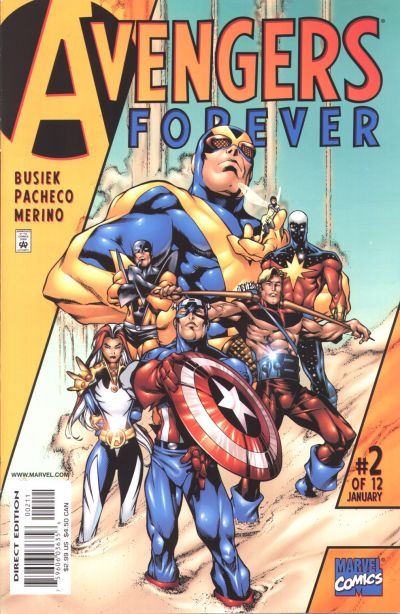 Avengers Forever 2 - Now is the Time for All Good Men...