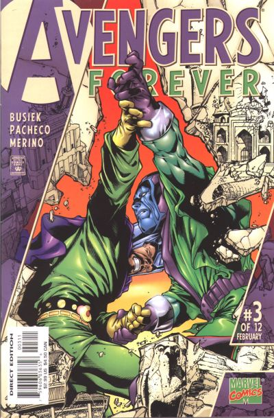 Avengers Forever 3 - The City at the Heart of Forever