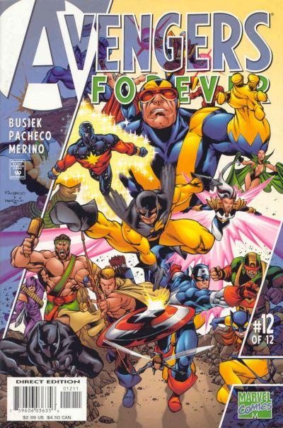 Avengers Forever 12 - Avengers Assemble!